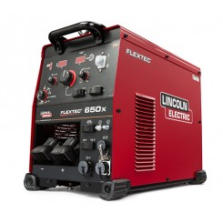 Fuente de corriente multiproceso de hasta 815 amps para soldadura. Tienda Linde.