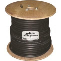 Conductor formado por alambres extrafinos de cobre suave. Tienda Linde.
