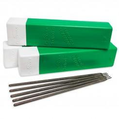 Recubrimiento duro para alta abrasión, Carburos de Cromo (35% Cr, 4% C) HRC 58. Tienda Linde.