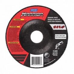 Disco de corte T27/42 Warrior de 4-1/2x1/8x7/8 pulgadas. Tienda Linde.