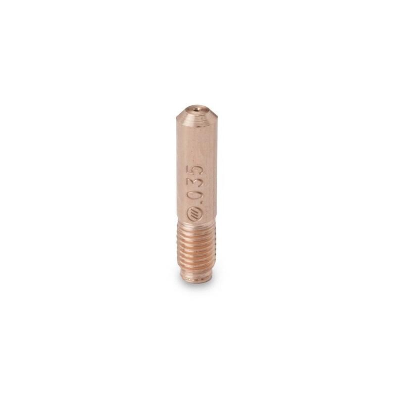 Punta de contacto compatible con pistola M25 y M100. Tienda Linde.