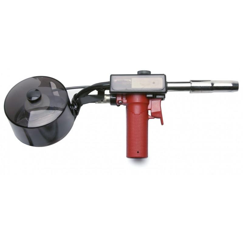 Pistola Magnum SG para alimentación de alambre de aluminio. Tienda Linde.