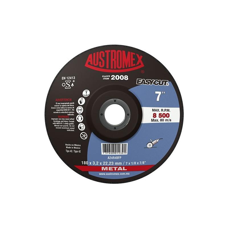 Disco de corte Easy Cut cut7x1/8. Tienda Linde.