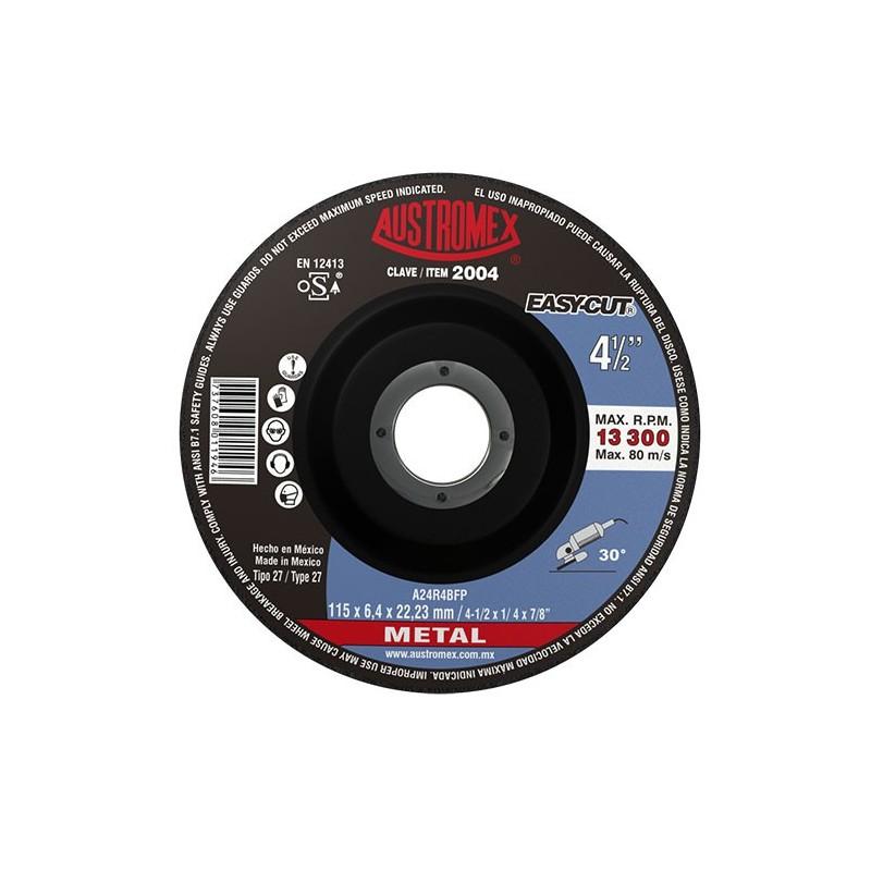 Disco de desbaste Easy Cut 4 1/2x1/47/8. Tienda Linde.
