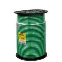 Manguera sencilla color verde de 1/4 pulgadas, grado R, venta por metro en Tienda Linde