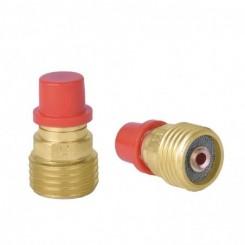 Gas lens grande 3/32 pulgadas para antorchas 9/20/22 y 25. Tienda Linde