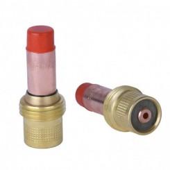 Gas Lens Chico 3/32 pulgadas para Antorchas 17/18/26. Tienda Linde.